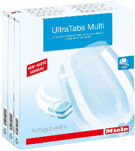 Miele Ultra Tablets All in 1, 60 P. USA