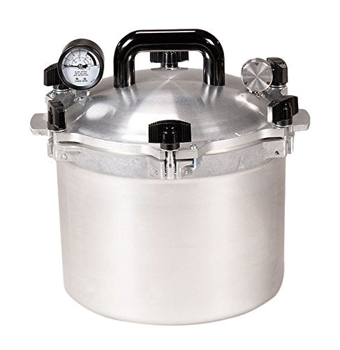 All American Pressure Cooker Canner