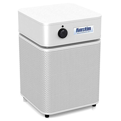 Austin Air A200C1 Junior Unit Healthmate Junior Air Purifier, White