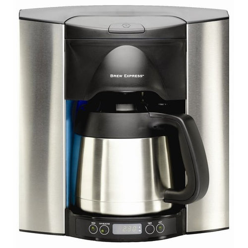 Brew Express Programmable 10 Cup Coffee Maker