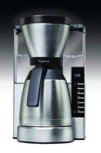 Capresso 498.05 MT900 Rapid Brew Herbcicle Plus, Stainless Steel