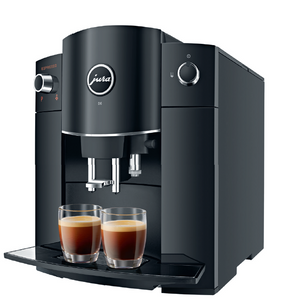 Jura 15215 D6 Automatic Coffee Machine Piano Black