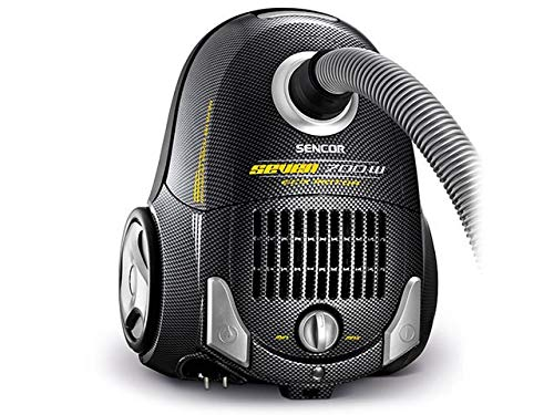 Sencor SVC-7CA Bagged Vacuum Cleaner plus Turbo brush