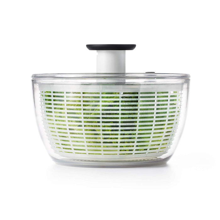 OXO 32480 Good Grips Salad Spinner, Large, Clear