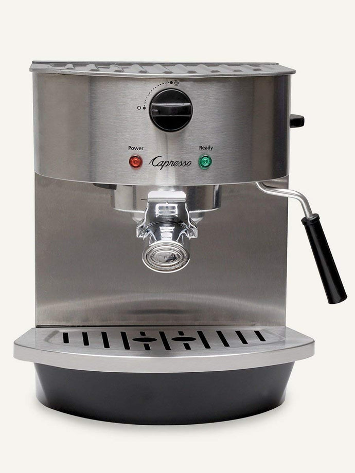 Capresso 119.05 Stainless Steel Pump Espresso and Cappuccino Machine