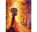 Autumn Glow - Paint By Numbers Kit