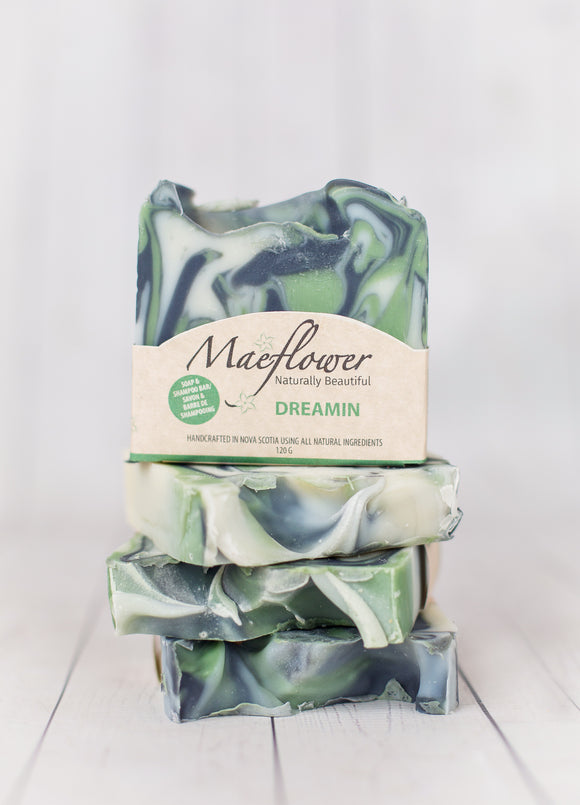 Dreamin Soap/Shampoo Bar