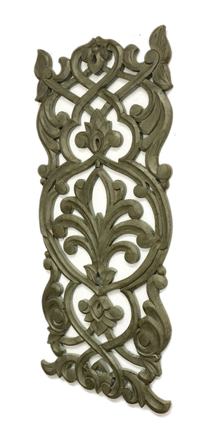 Hand Carved Princess Wall Grill