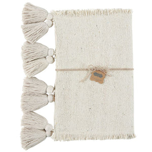 Table Runner with Tassels