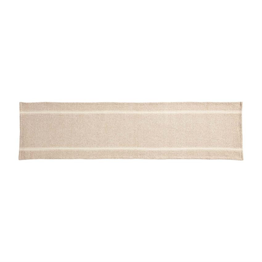 Grainsack table runner