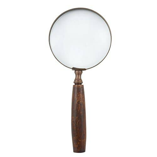 Bone Handle Magnifying Glass