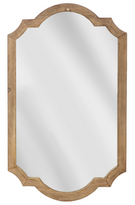 Curved Edge Mirror