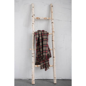 Birch Wood Ladder