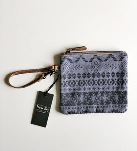 MyraBag Purple Tribe Wristlet