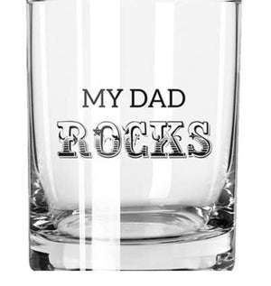 Glass - My Dad Rocks