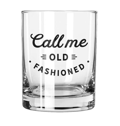 Glass - Call Me Old Fashioned