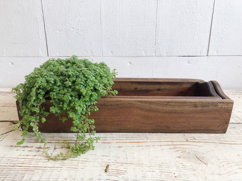 Found Wood Boxes set of 3