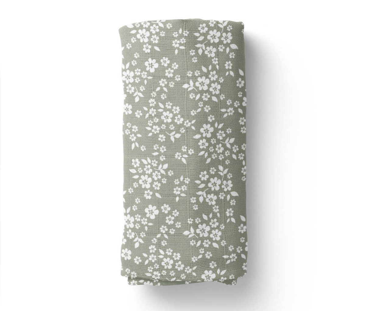 Whimsy Floral Swaddle
