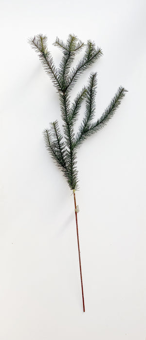"42"" Floppy Bristle Fir Stem"