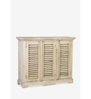 3-Door Shutter Sideboard