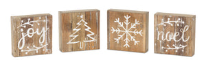 Christmas Wood Plaque
