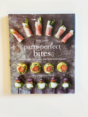 Party-perfect bites book