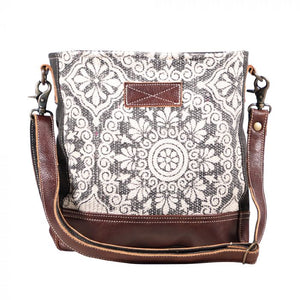 MyraBag Geo Mandala Shoulder Bag