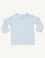 Baby Long Sleeve Top Sky - Boody Baby