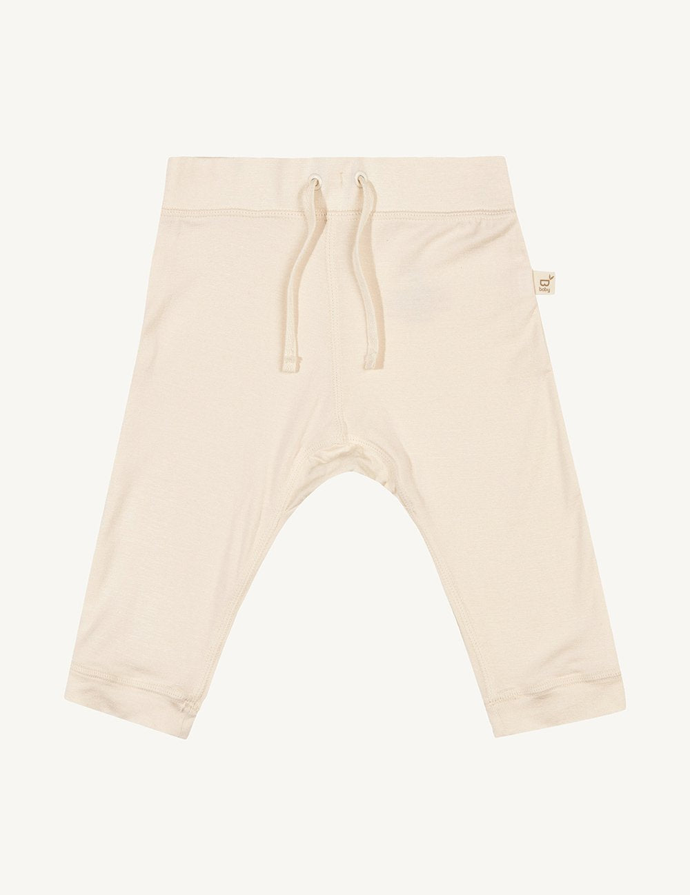Baby Pull On Pant Chalk - Boody Baby