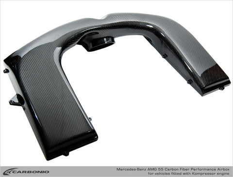 Mercedes-Benz AMG 55 Air Intake System