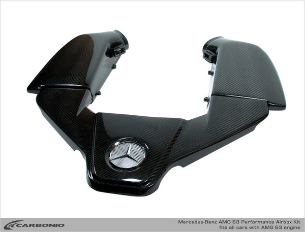 Mercedes-Benz AMG 63 Air Intake System