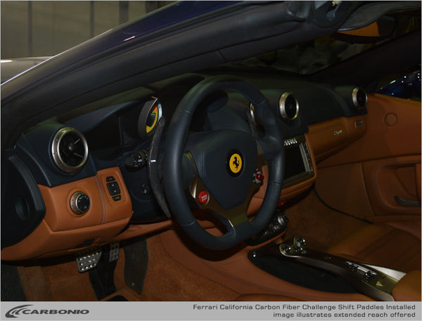 Ferrari California Challenge Shift Paddles
