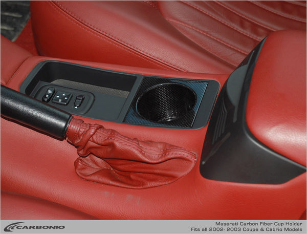 Maserati Cup Holder (LIMITED AVAILABILITY)