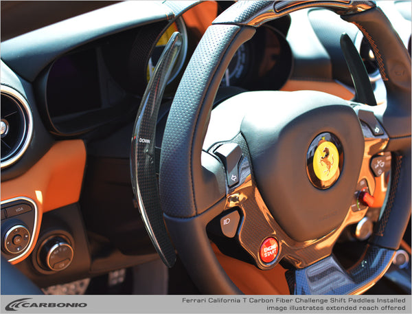 Ferrari California T Challenge Shift Paddles