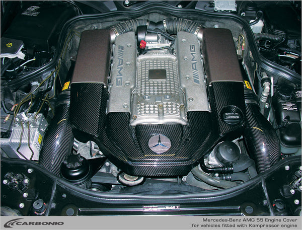 Mercedes-Benz AMG 55 Engine Cover
