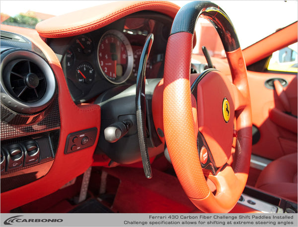 Ferrari F430 F1 Challenge Shift Paddles
