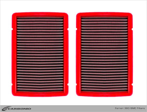 Ferrari 360 BMC High-Performance Air Filter