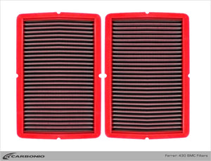 Ferrari 430 BMC High-Performance Air Filter