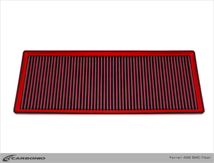Ferrari 488 BMC High-Performance Air Filter (LIMITED AVAILABILITY)