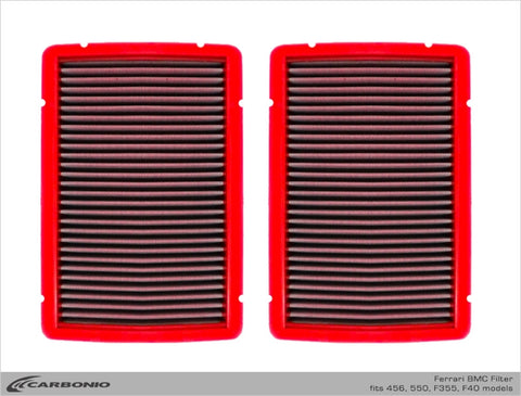 Ferrari BMC High-Performance Air Filter 456 550 355 F40 (LIMITED AVAILABILITY)