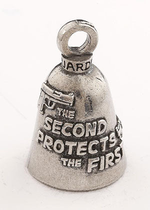 Guardian Bell - Second Amendment Protects The First