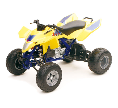 1:12 YELLOW SUZUKI ATV QUADRACER R450 FREE MX WRISTBAND
