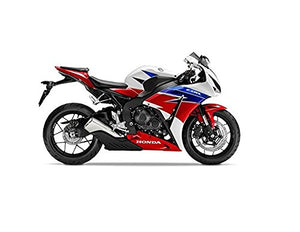 1:12 2016 RED, WHITE, BLUE HONDA CBR1000RR WITH FREE ROAD RASH WRISTBAND