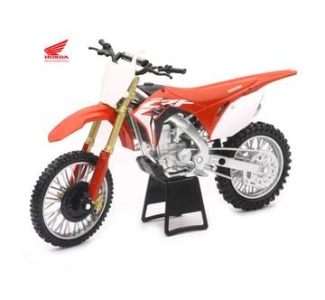 1:12 HONDA CRF-450R RED