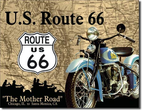 The Mother Road 16