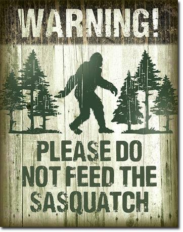 Sasquatch - Don't Feed 12.5