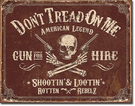 DTOM GUN FOR HIRE 16