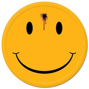 Bullet Hole Smiley