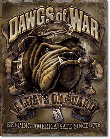 DAWGS OF WAR 16