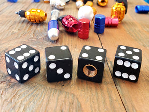 BLACK DICE KUSTOM KAPZ 4 PACK